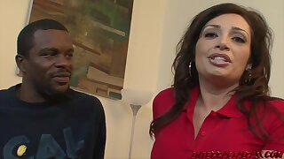 Vannah Sterling is make an issue be proper of big exasperation MILF be proper of your dreams! - Vannah sterling